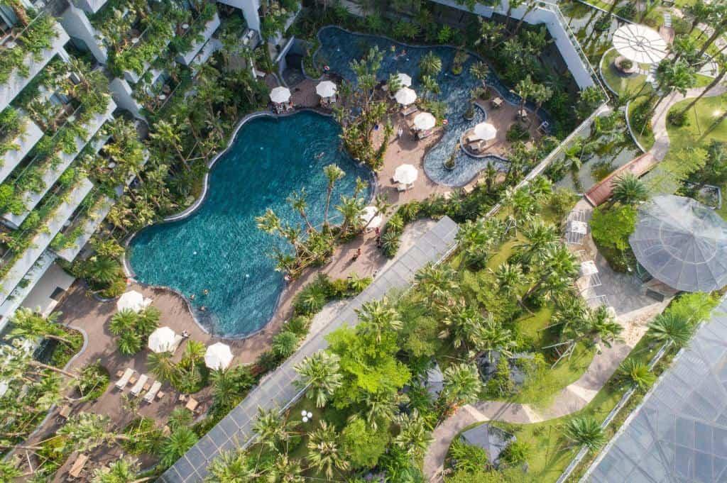 """Biệt thự Forest in the sky mang đến cho du khách những khoảnh khắc sống """"xanh"""" đúng nghĩa"""