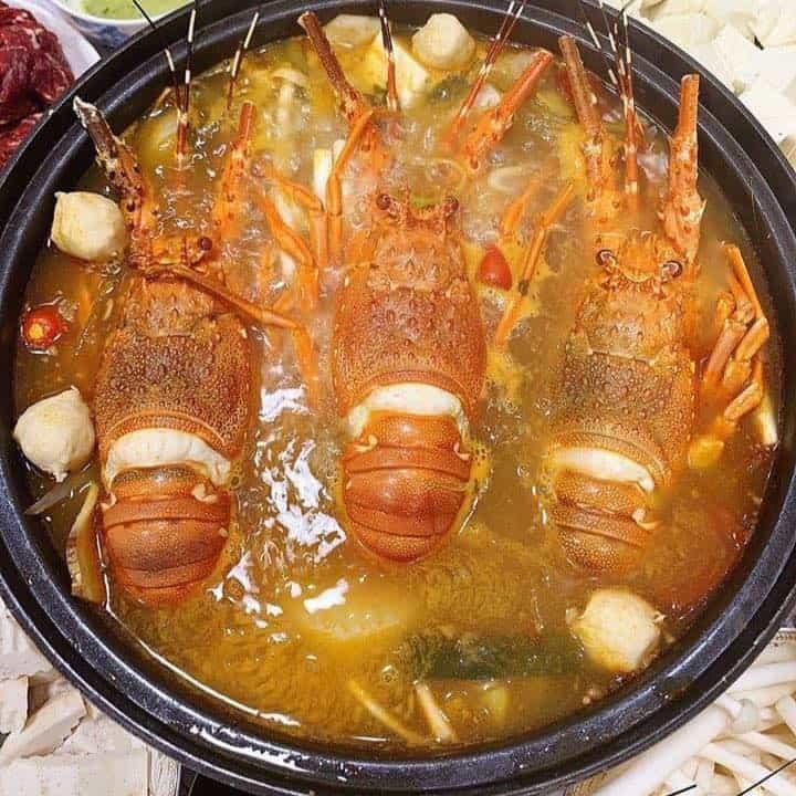 Đến cái loại hải sản hấp dẫn cũng có mặt tại phố ốc Quy Nhơn - Nguồn ảnh: Internet
