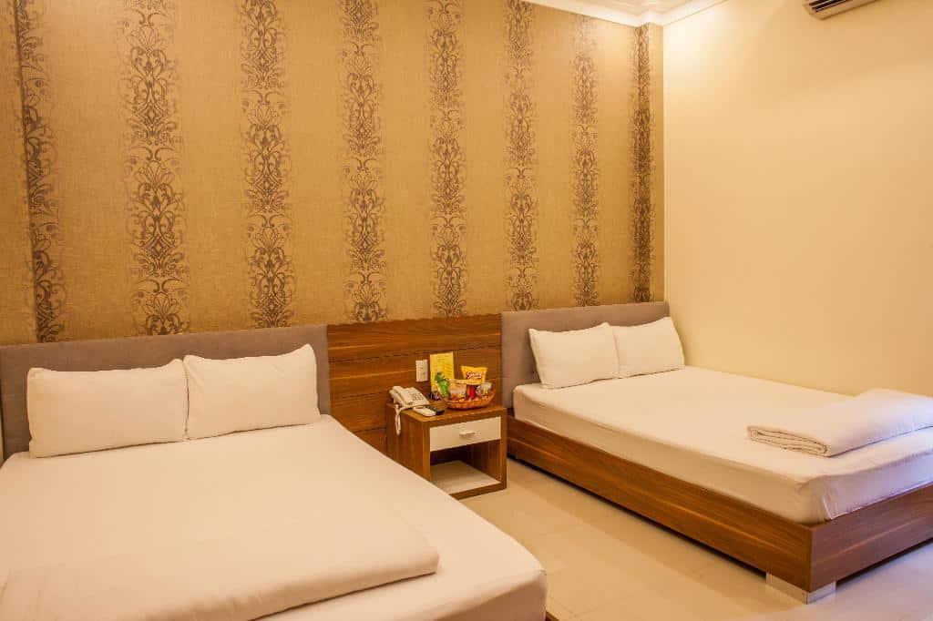 Nội thất bài trí đẹp mắt của Triều Khang hotel