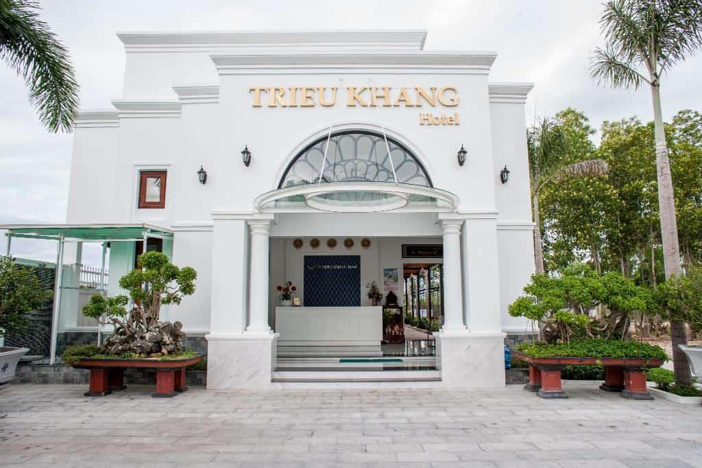 Thiết kế hiện đại của khách sạn Triều Khang hotel