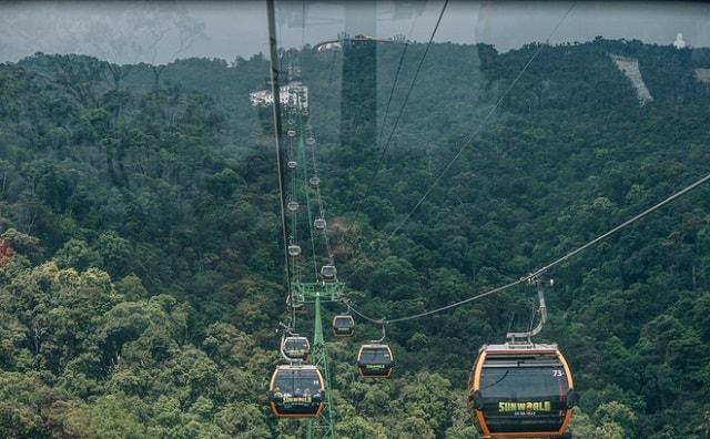 Du lịch Đà Nẵng mùa thấp điểm các dịch vụ cũng được giảm giá sâu