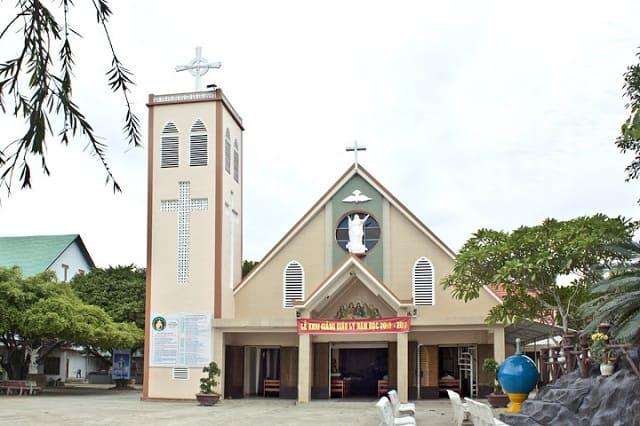 Nhà thờ Đồng Dài Nha Trang