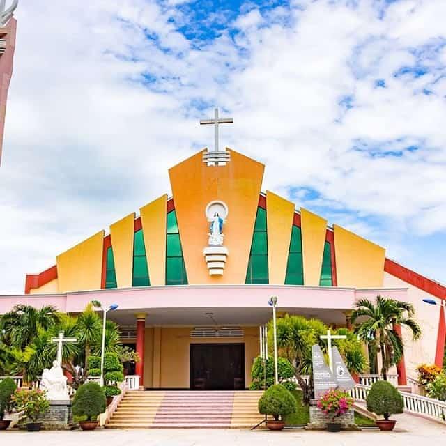 Nhà thờ Chợ Mới Nha Trang