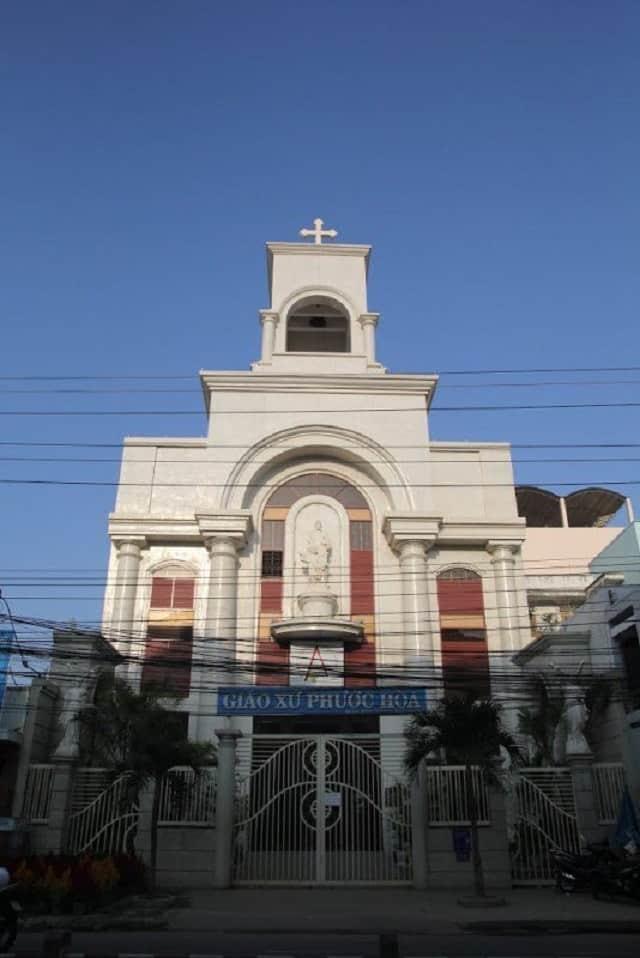 Nhà thờ Phước Hòa