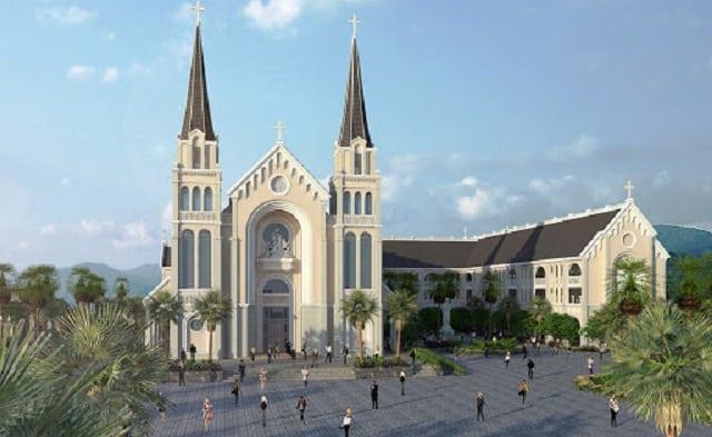 Thông tin địa chỉ và giờ lễ các nhà thờ ở Nha Trang