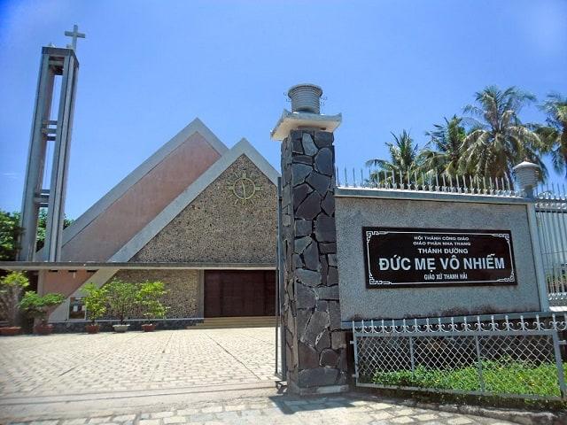 Nhà thờ Thanh Hải Nha Trang