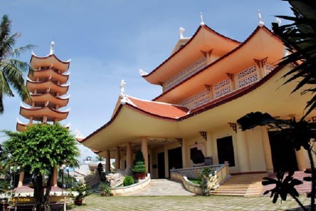 Nhà thờ Khiết Tâm Nha Trang