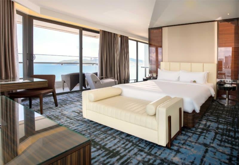 Phòng nghỉ VIP đẳng cấp nhất tại Queen Ann Nha Trang
