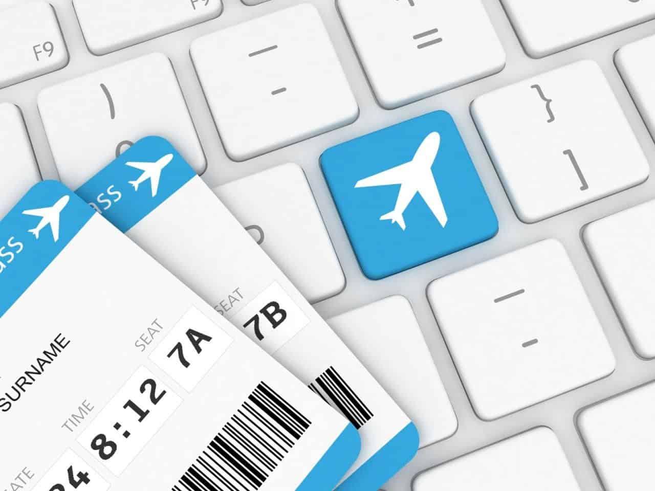 Đặt sớm vé máy bay để được giá rẻ - Nguồn ảnh: Internet