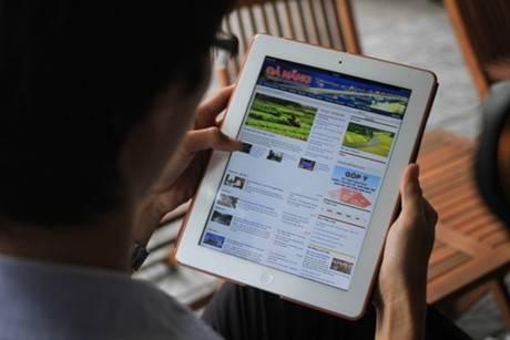 Wifi miễn phí phủ sóng khắp trung tâm thành phố - Ảnh ST