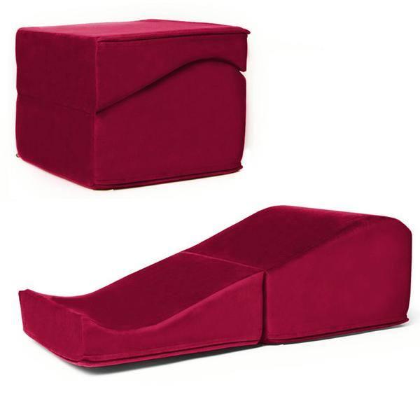 Ghế Tantra gấp gọn giúp tiết kiệm không gian khi không sử dụng