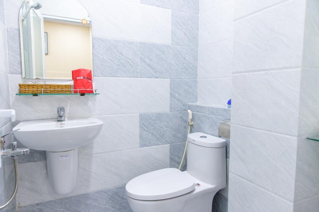 Phòng tắm riêng sạch đẹp ở mỗi phòng nghỉ