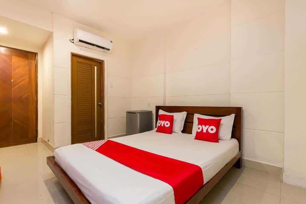 Không gian trang nhã và ấm áp cùng nội thất hiện đại trong mỗi phòng nghỉ