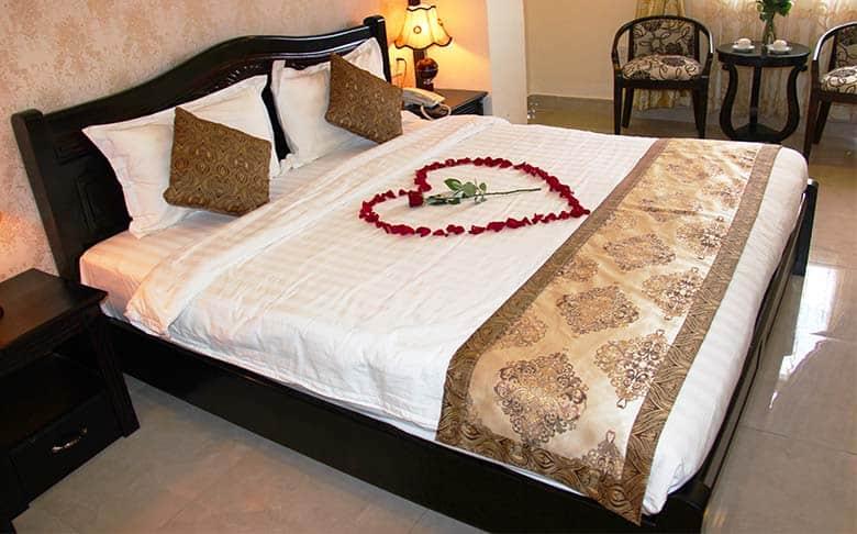 Phòng Suite là lựa chọn cho những cặp đôi để tận hưởng lãng mạn cùng nhau