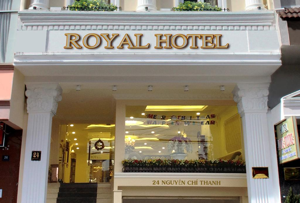 Khách sạn Royal Dalat với thiết kế Châu Âu cổ điển đầy ấn tượng