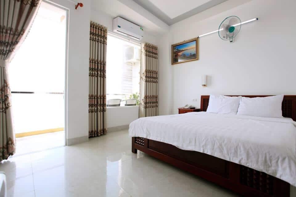 Phòng giường đơn rộng rãi và thông thoáng