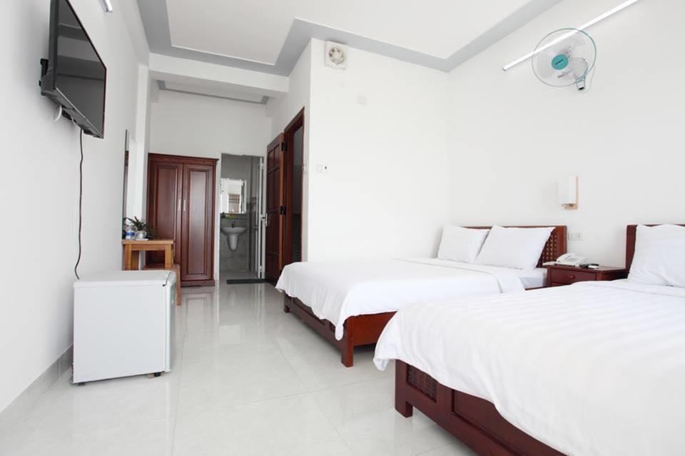 Phòng 2 giường đôi cho các nhóm bạn hoặc gia đình