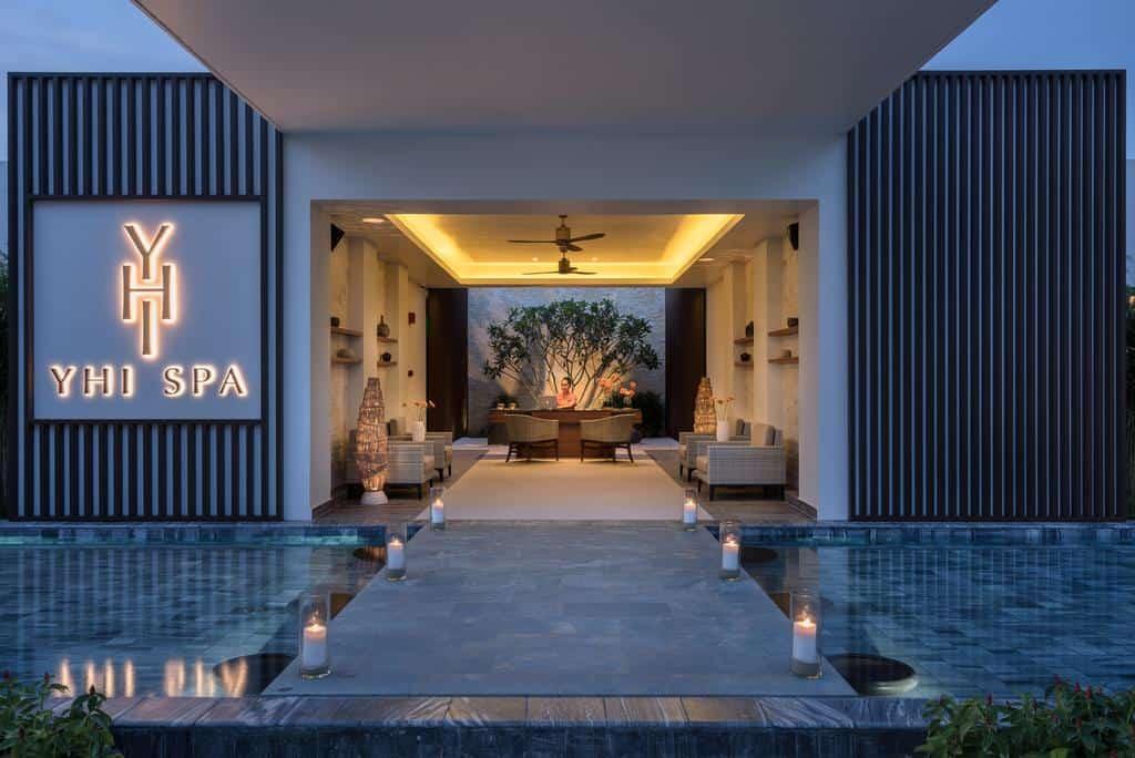 Yhi Spa tại Melia Hồ Tràm Beach Resort đem đến cho du khách những giây phút thư giãn, sảng khoái