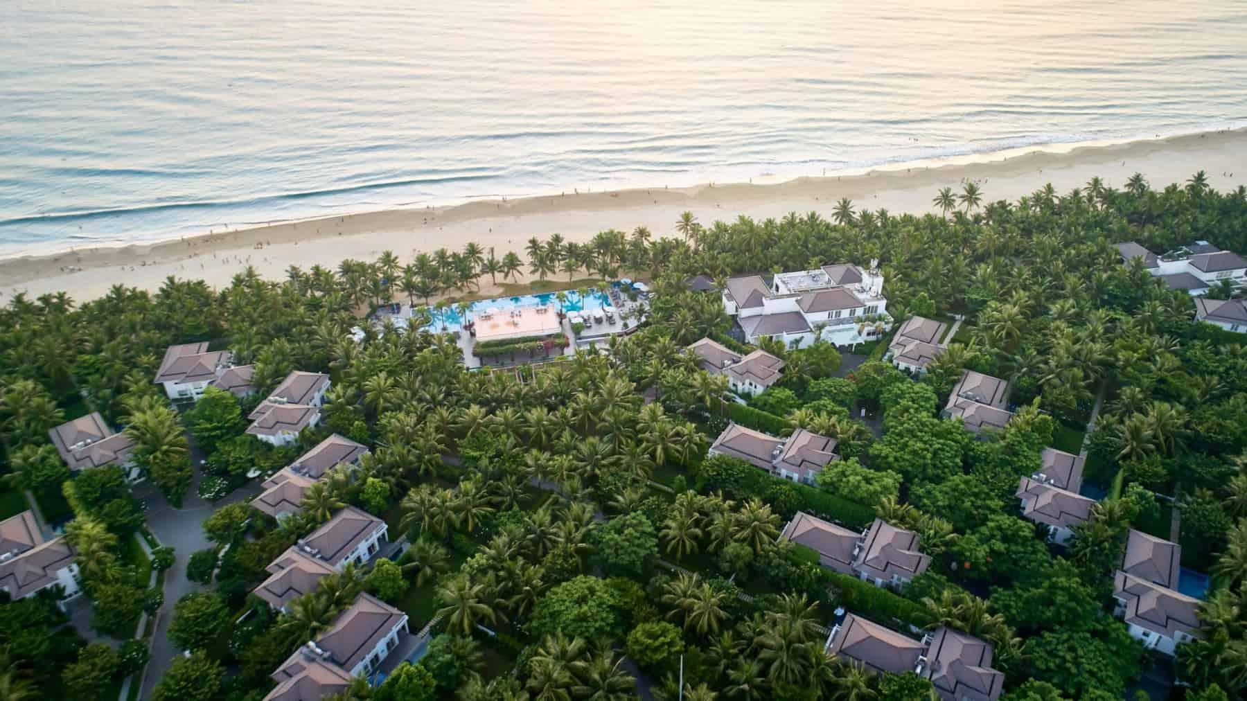Premier village Danang resort - khu resort trong thành phố biển