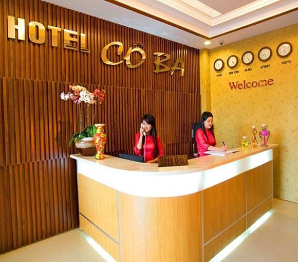 Nhiều dịch vụ tiện ích giúp du khách tận hưởng kỳ nghỉ thoái mái và thư giãn tối đa
