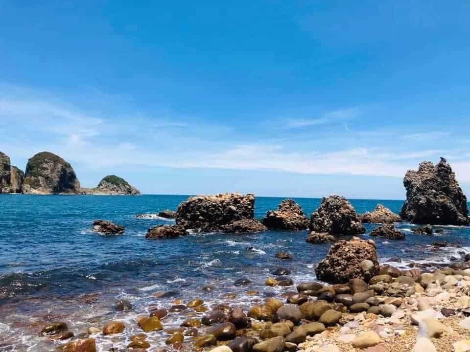 Đến đảo Bung trải nghiệm một ngày làm ngư dân - Nguồn ảnh: FB An Nhiên