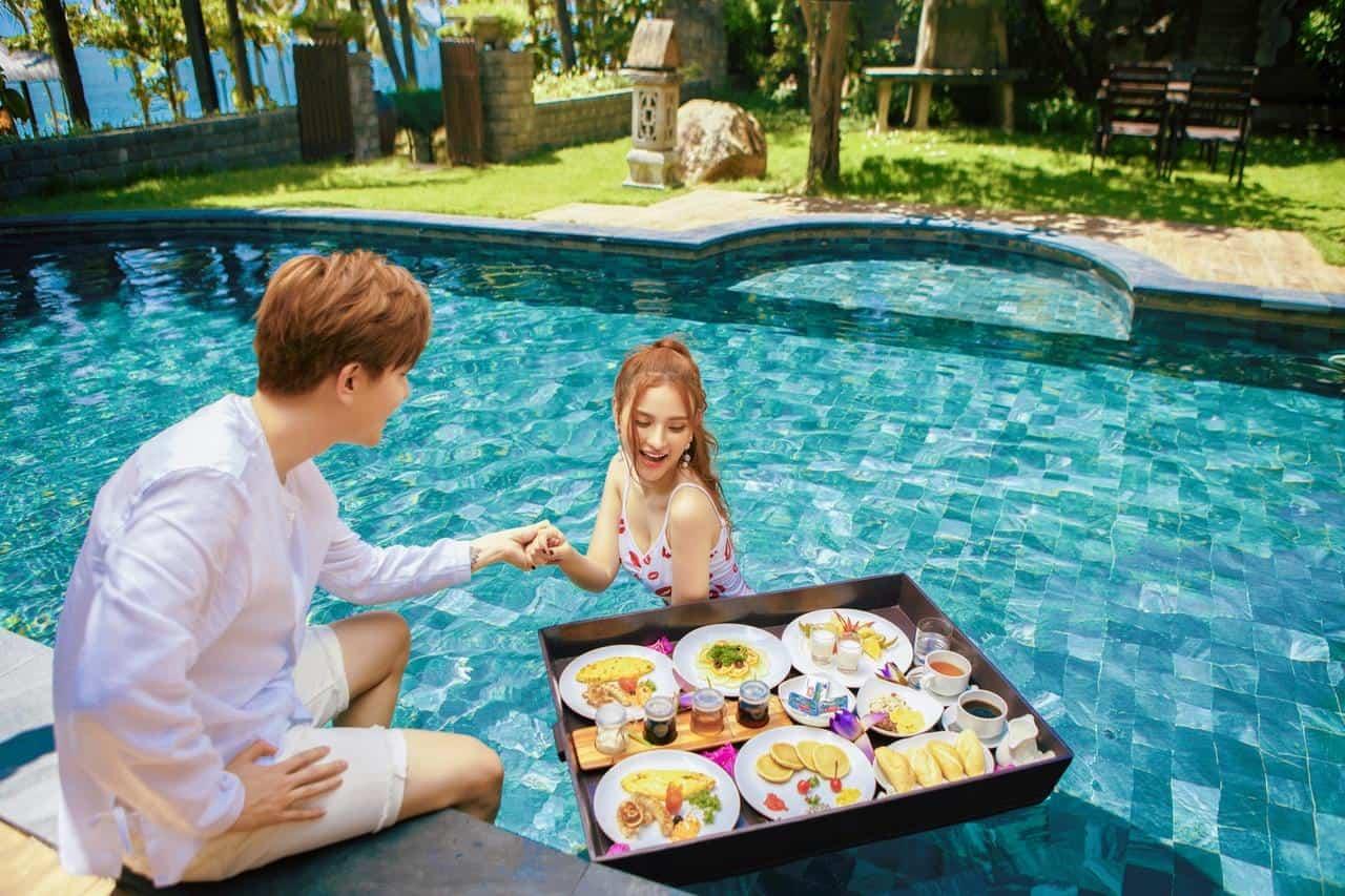 Nơi nghỉ dưỡng lý tưởng ở Quảng Bình. Hình: Sun Spa Resort