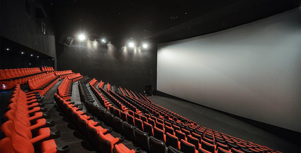 Rạp chiếu phim với màn hình cong IMAX đem đến trải nghiệm điện ảnh cực đỉnh - Nguồn ảnh: Internet