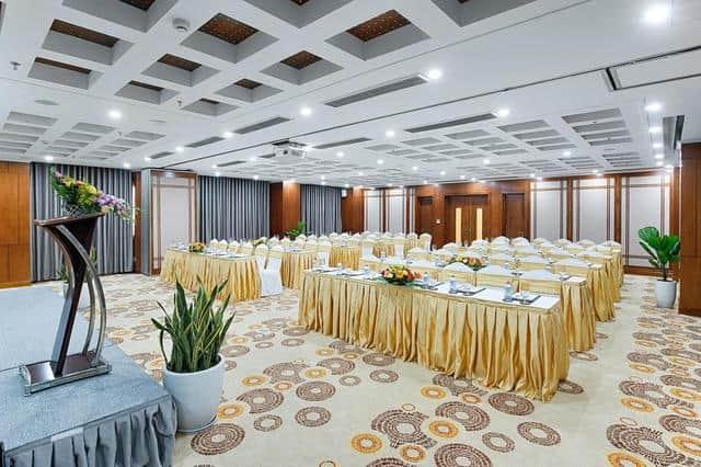 Không gian tổ chức hội nghị của khách sạn