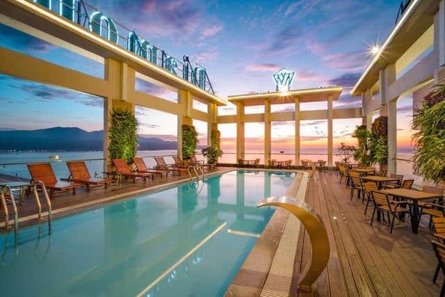 Diamond Sea hotel - viên kim cương giữa lòng thành phố biển