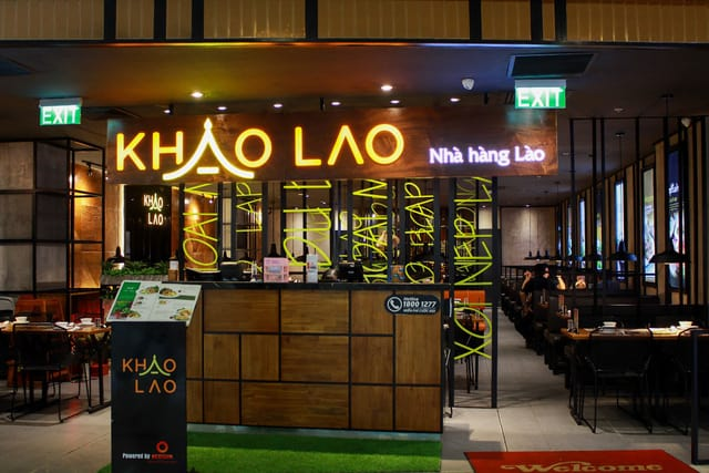 Thưởng thức tinh hoa ẩm thực Lào tại Landmark 81 - Nguồn ảnh: Internet