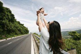Kinh nghiệm du lịch khi có con nhỏ đi cùng cha mẹ cần nắm