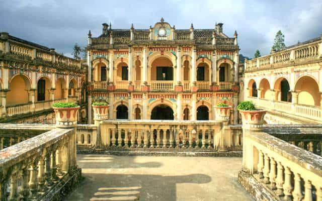 Dinh thự Hoàng A Tưởng (lâu đài Hoàng Yến Chao) gần 100 năm tuổi