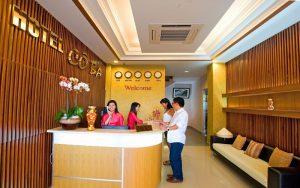 Review chi tiết khách sạn Cô Ba Vũng Tàu