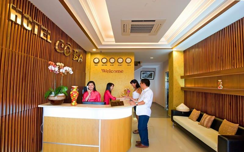 Khách sạn Cô Ba Vũng Tàu với cái tên đầy ấn tượng và thiện cảm đối với khách hàng
