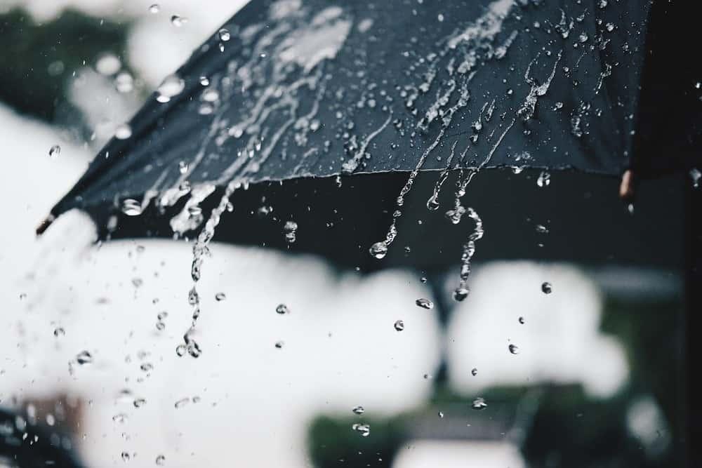 Sổ tay du lịch mùa mưa