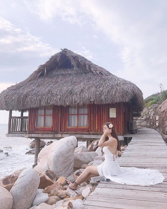 Resort Nghi Sơn Eco Island nơi nghỉ dưỡng đẳng cấp với không gian tràn đầy vẻ tươi mát của thiên nhiên - Nguồn ảnh: Internet