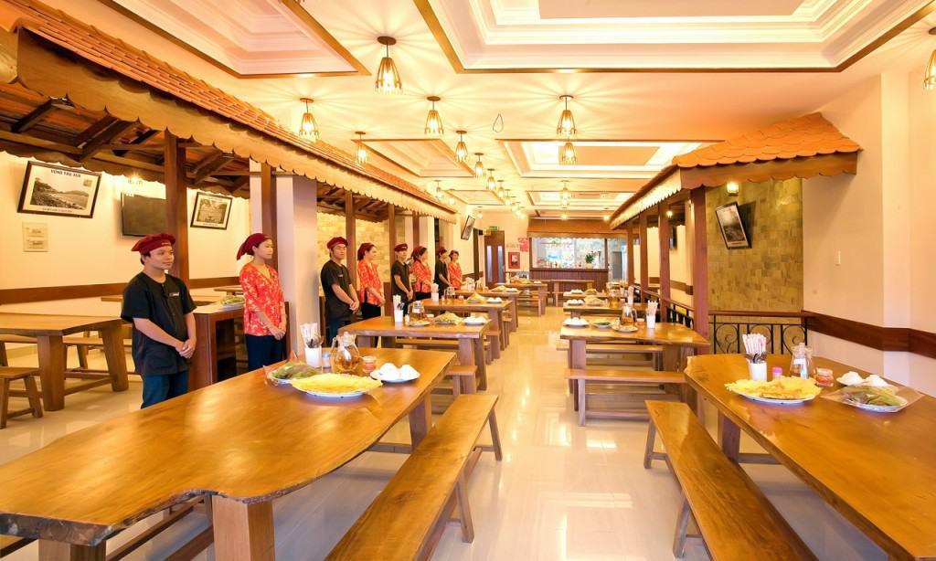 Nhà hàng Cô Ba Vũng Tàu phục vụ những món ngon nổi tiếng rất được du khách yêu thích