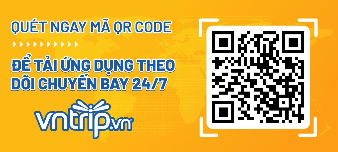 QR code app vntrip
