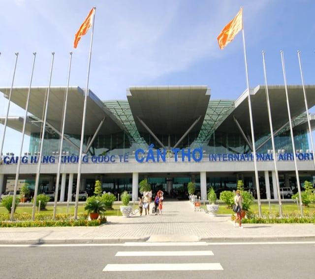 Sân bay Cần Thơ còn có tên là sân bay Trà Nóc. Ảnh: Internet
