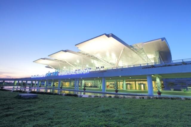 Tìm hiểu thông tin về sân bay Cần Thơ