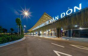 Thông tin về sân bay Vân Đồn Quảng Ninh