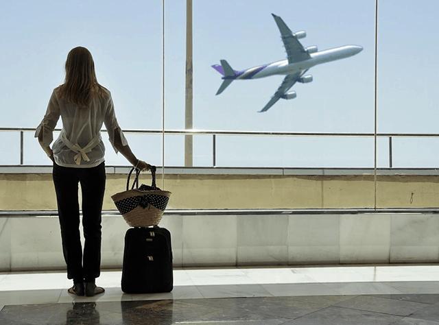 Bay quá cảnh (transit) với những chặng bay dài để tiết kiệm tiền đặt vé