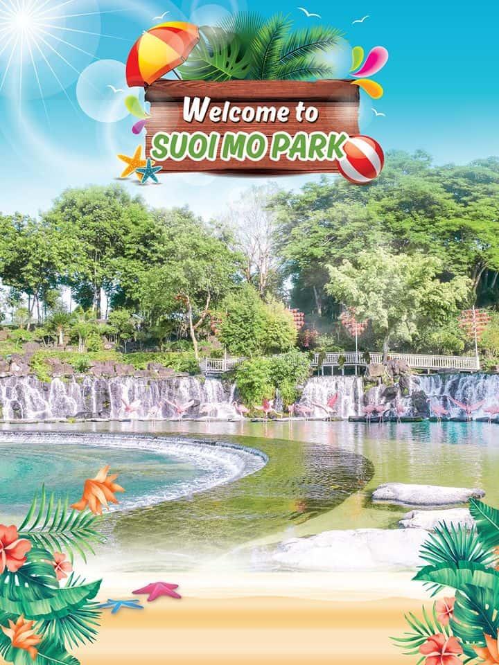 """""""Đưa nhau đi trốn"""" tại khu du lịch Suối Mơ sát vách Sài Gòn - Nguồn ảnh: Fanpage công viên Suối Mơ"""