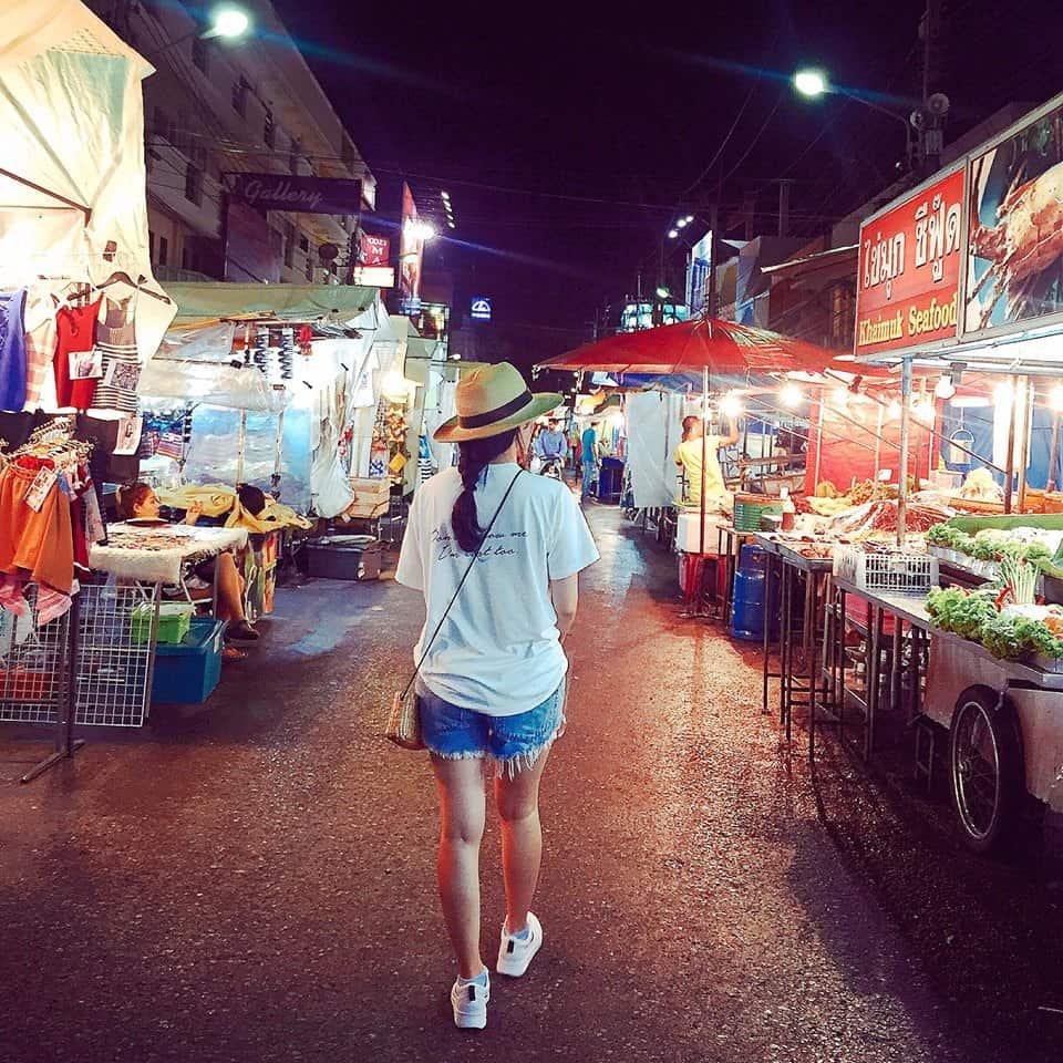Rủ người ấy đến chợ đêm Tam Đảo hoà cùng không khí nhộn nhịp và thưởng thức món ngon - Nguồn ảnh: Internet