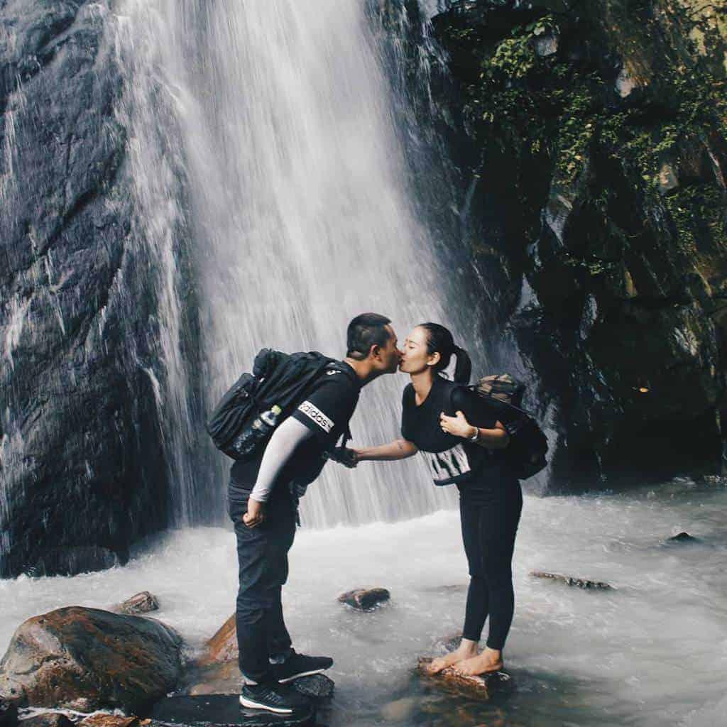 Ấn tượng với vẻ đẹp của thác Bạc Tam Đảo - Nguồn ảnh: Internet