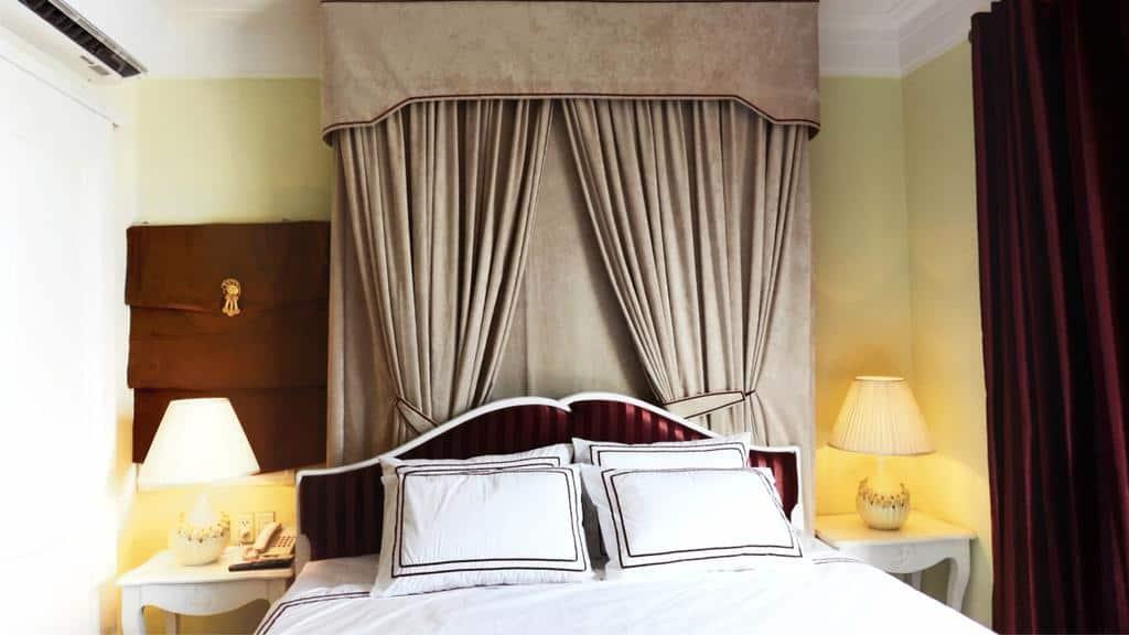 Nội thất phòng Suite tại Mayana hotel