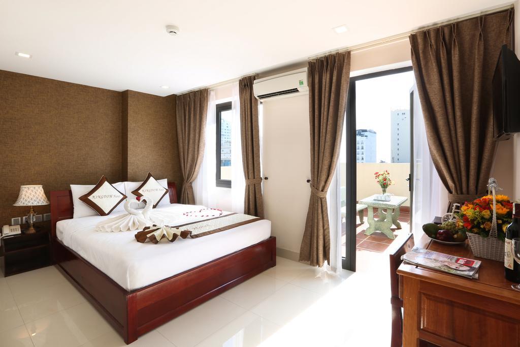 Thiết kế hài hòa ấm cúng của Kingdom Danang Hotel