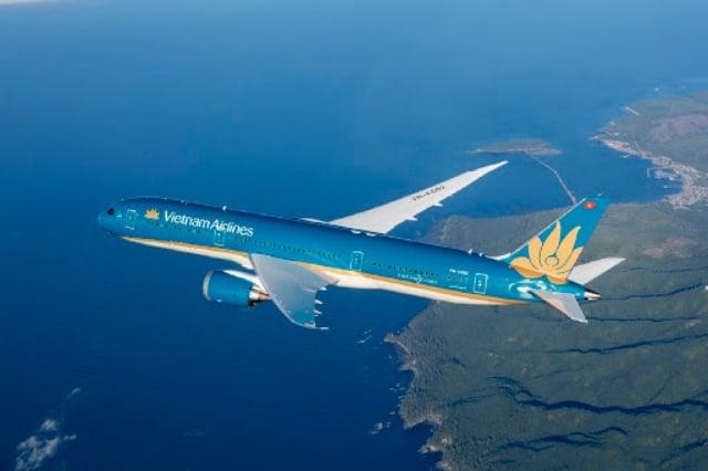 Vietnam Airline - Hãng hàng không Quốc gia Việt Nam.