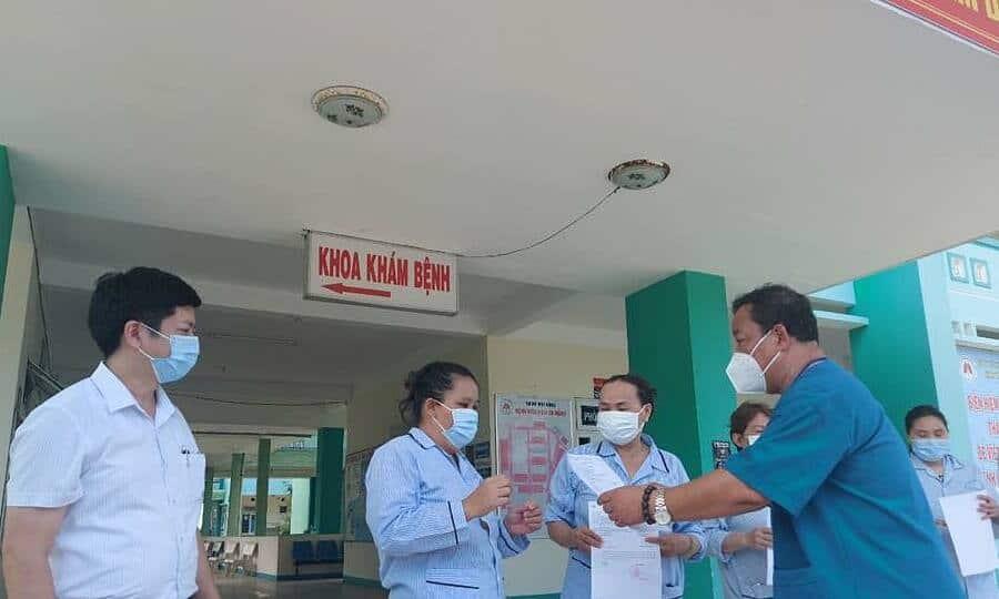 4 bệnh nhân đầu tiên ở Đà Nẵng khỏi Covid-19
