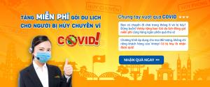 Vntrip chung tay hỗ trợ khách hàng bị hủy vé máy bay và phòng khách sạn vì dịch Covid